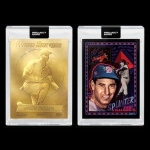 Topps project 2020 Baseball Cards Set Thomas Don C
